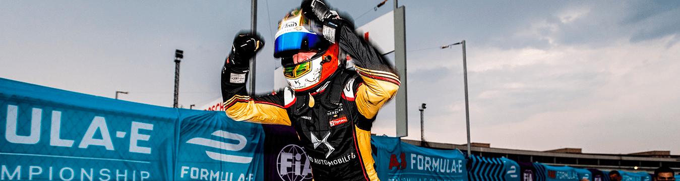 Por tercer año consecutivo, el equipo DS TECHEETAH volvió a dominar en la Fórmula E,