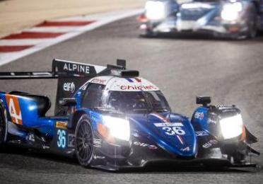 TOTAL Alpine WEC