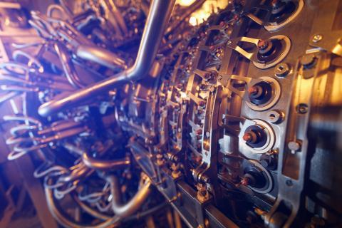 Motores generados a gas