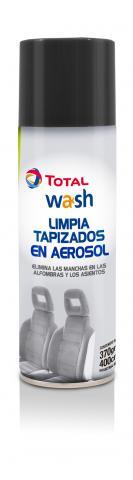¡Remové las manchas de tu auto! Eliminá la suciedad de asientos, tapizados y alfombras con el limpia tapizados de Total Wash.