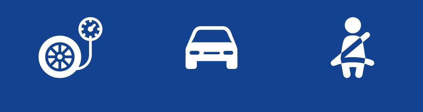 15 consejos de seguridad vial