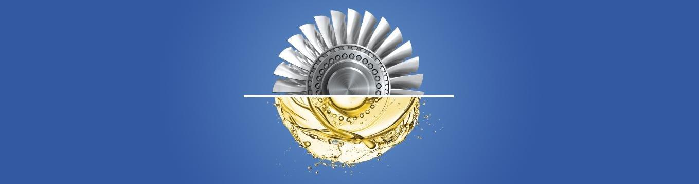 Aceite multigrado ideal para el máximo rendimiento generadores, bombas y turbinas.