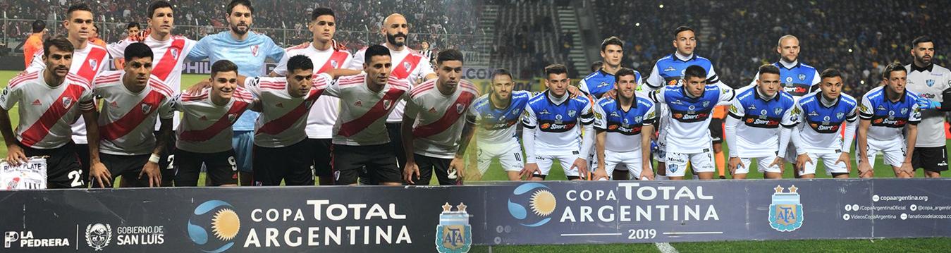 River Plate vs. Almagro