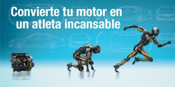 ¿Por qué elegir un aceite Total? Mayor protección y motor más joven por más tiempo.